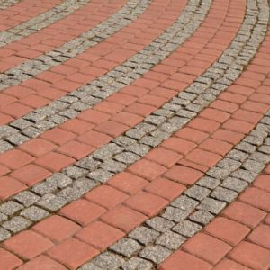 Curved Pavers